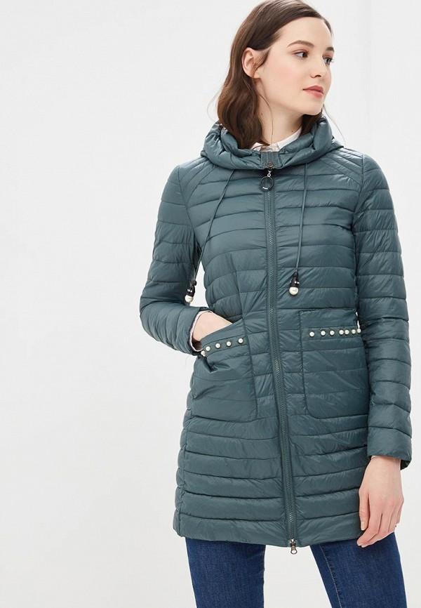 Купить Куртка утепленная Winterra, mp002xw0izl8, бирюзовый, Весна-лето 2018