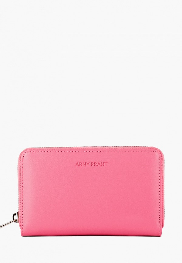 женский кошелёк arny praht, розовый