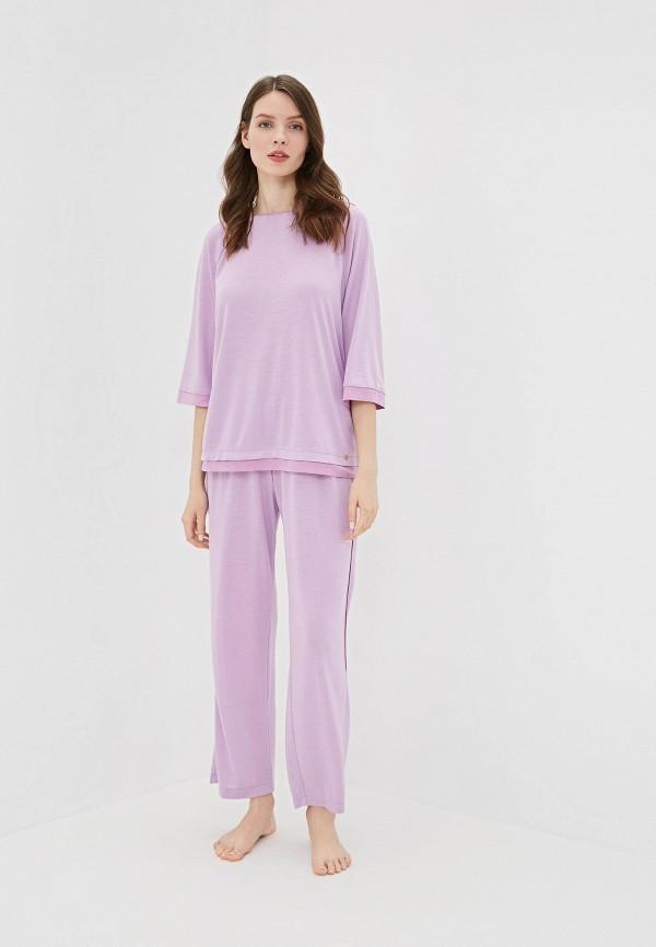 женский костюм laete, фиолетовый