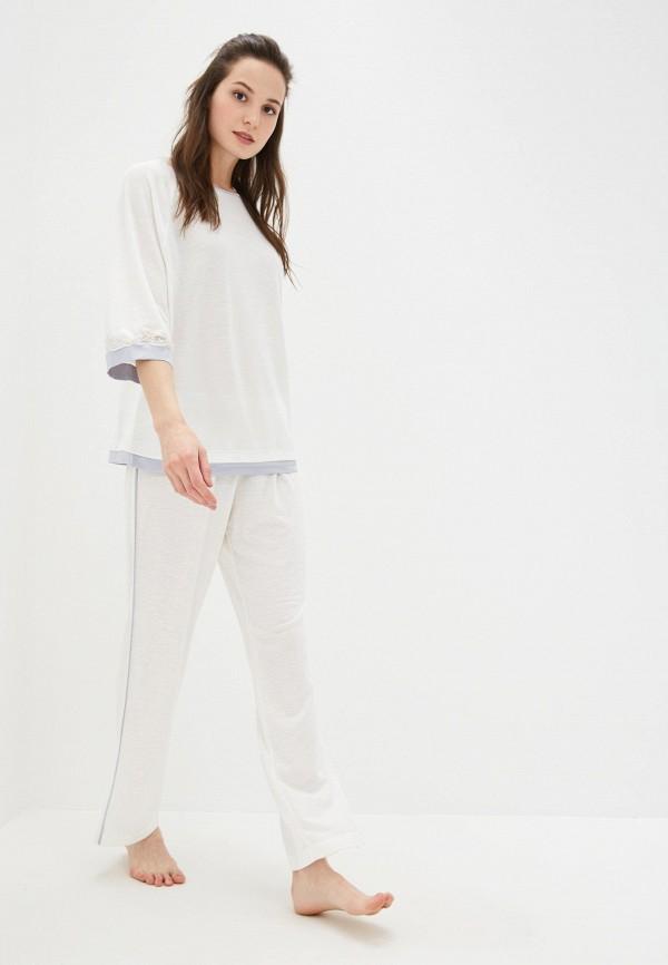 женский костюм laete, белый