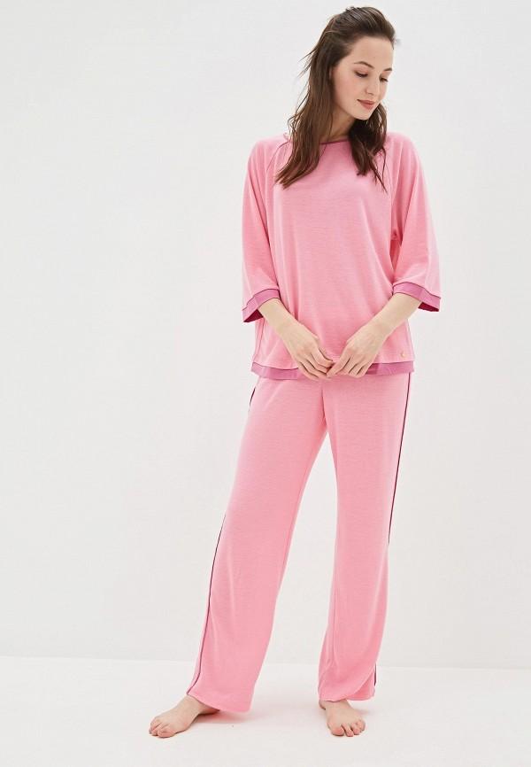 женский костюм laete, розовый