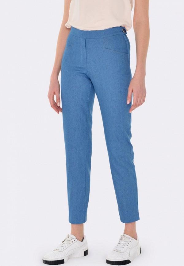 женские повседневные брюки cat orange, голубые