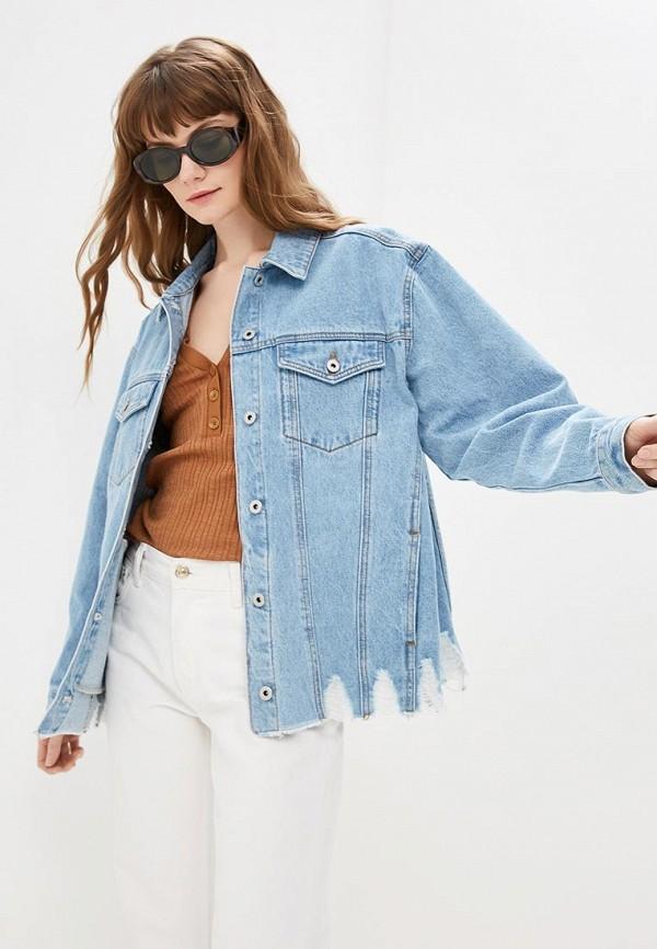 Куртка джинсовая Befree Befree MP002XW0J6TC куртка джинсовая befree befree be031emazxf3