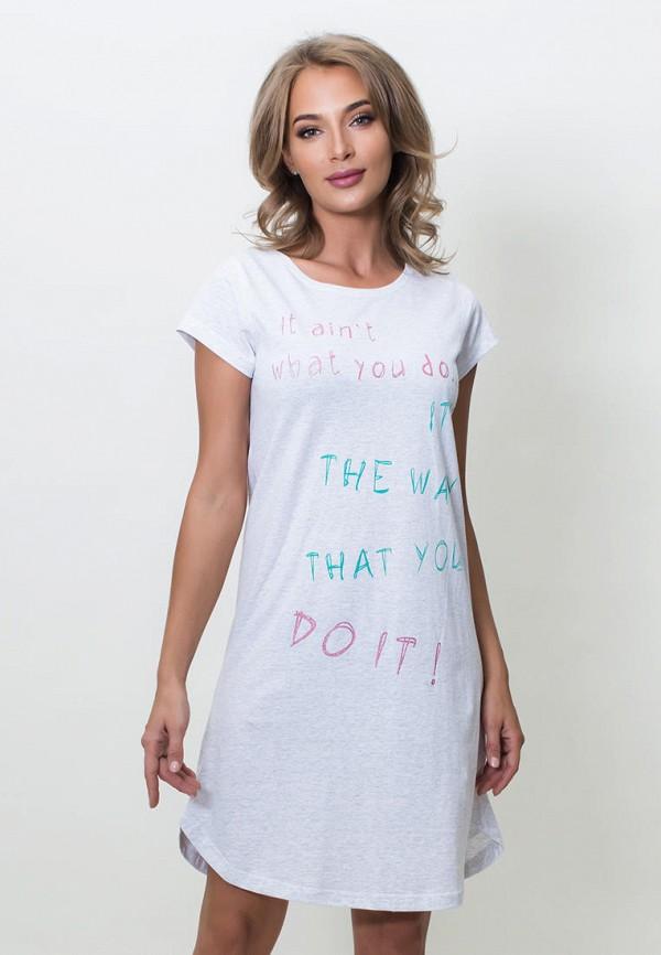 Платье домашнее Vienetta Vienetta MP002XW0J6Y5 платье домашнее vienetta s secret arizona цвет черный 809170 0000 размер l 48