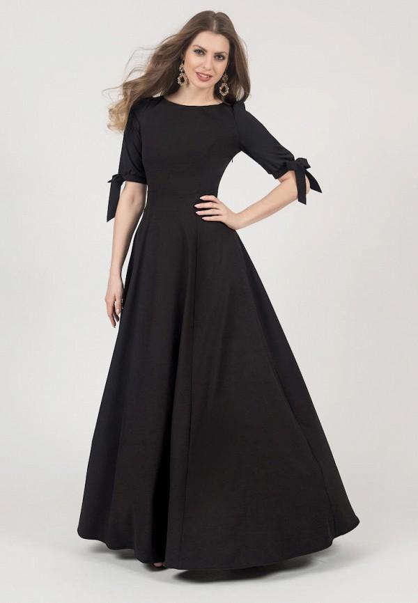 женское вечерние платье olivegrey, черное