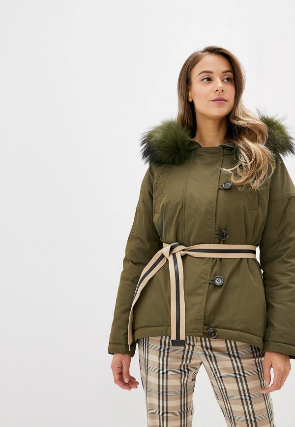 женская куртка neohit, хаки