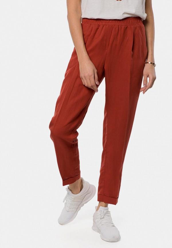 женские повседневные брюки mr520, красные