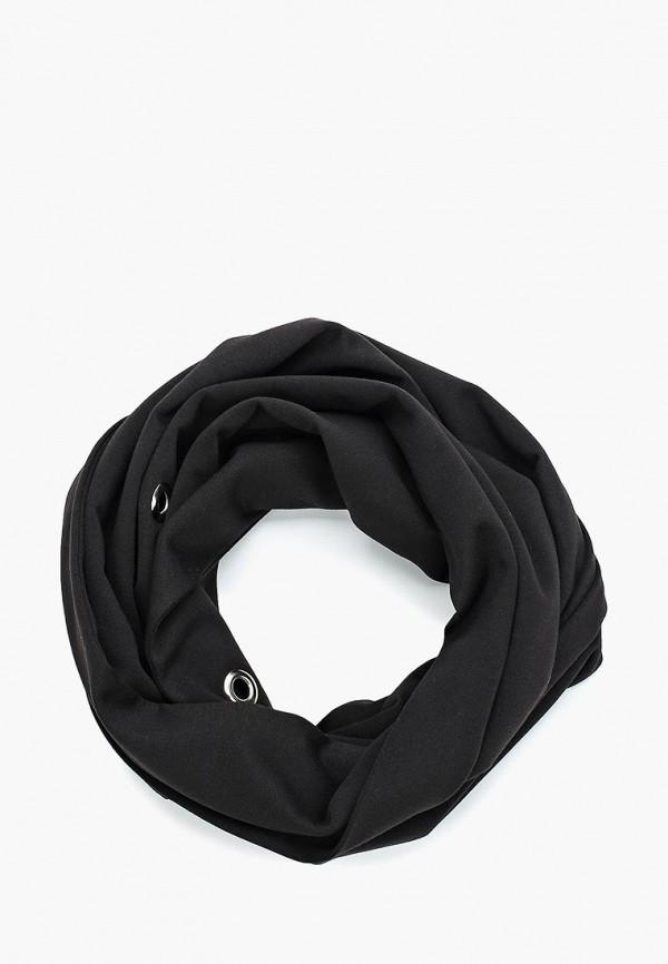 женский шарф sensy, черный