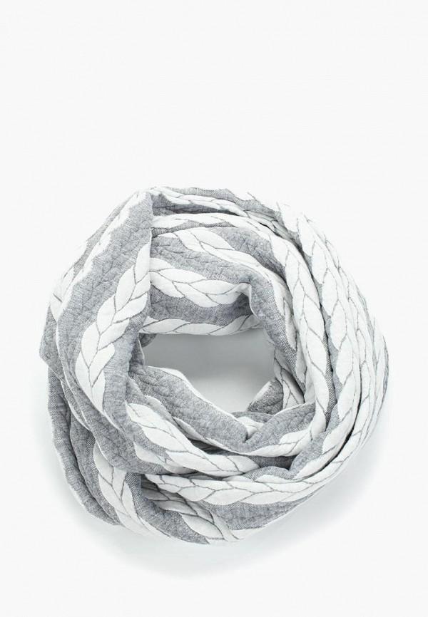 женский шарф sensy, серый