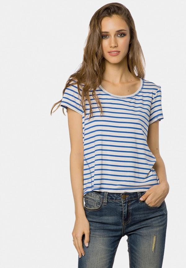 женская футболка mr520, белая