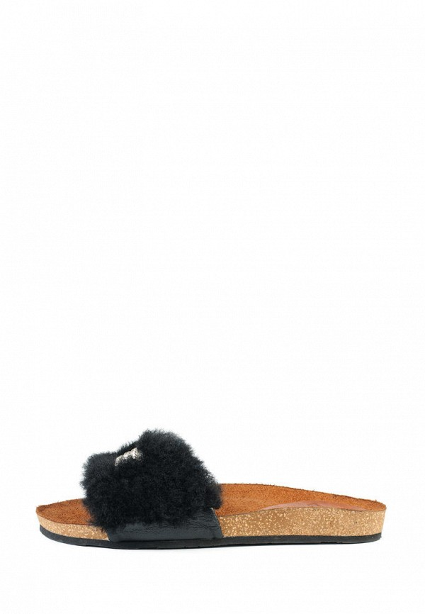 женское сабо litvin, черное