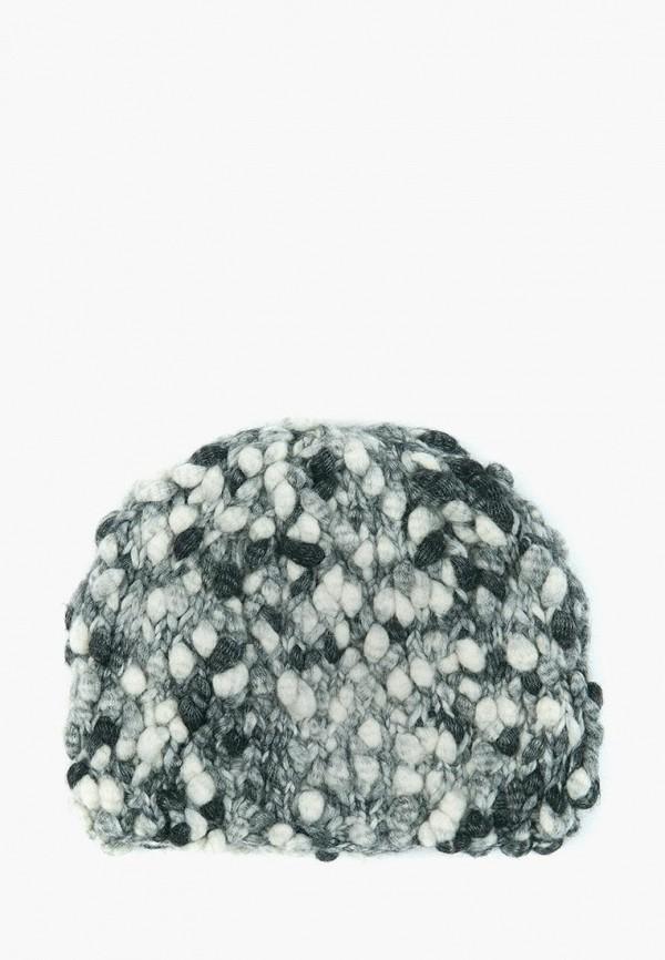 мужская шапка anna bask, серая