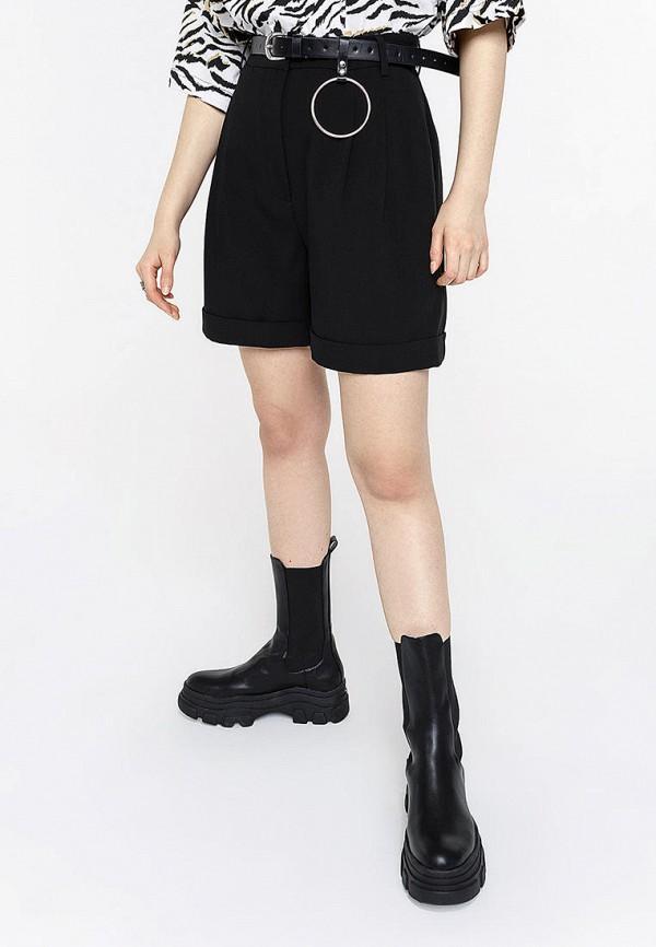 Фото - Женские шорты Befree черного цвета