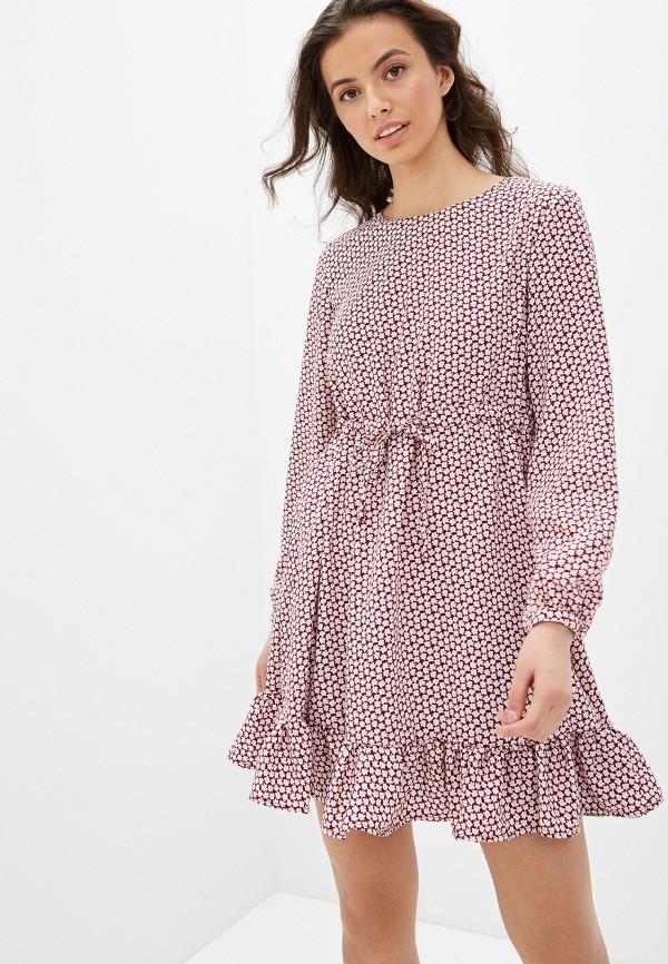 Фото - Женское платье Befree разноцветного цвета