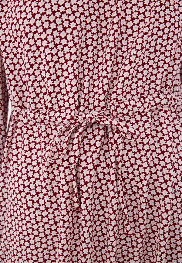 Фото 4 - Женское платье Befree разноцветного цвета