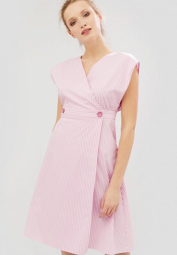 Купить Платье Cardo, mp002xw0mq9g, розовый, Весна-лето 2018