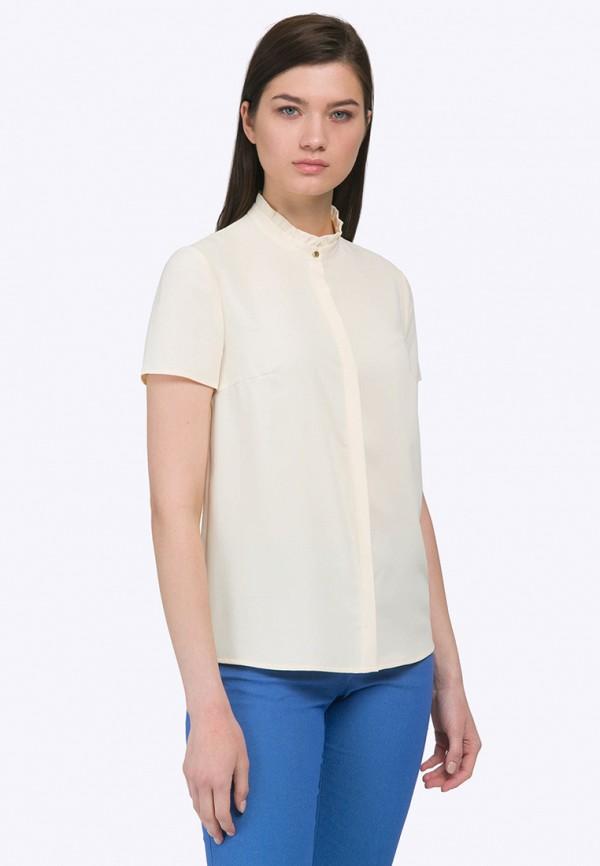 Блуза Emka Emka MP002XW0MQEM жен блуза арт 16 0118 желтый р 52
