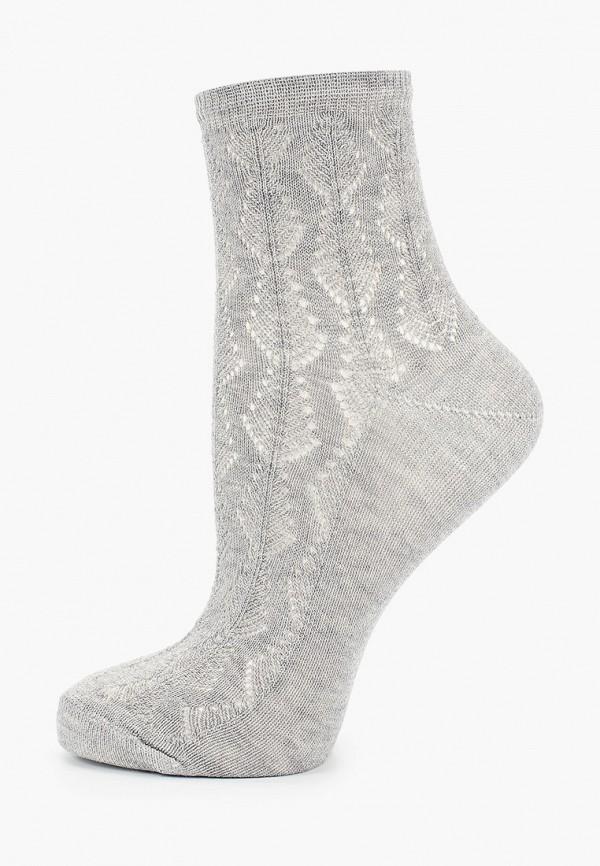 женские носки calzedonia, серые