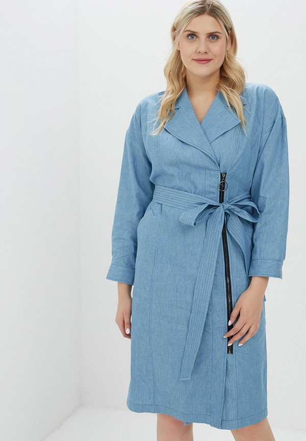 Платье джинсовое Svesta Svesta MP002XW0MSJE