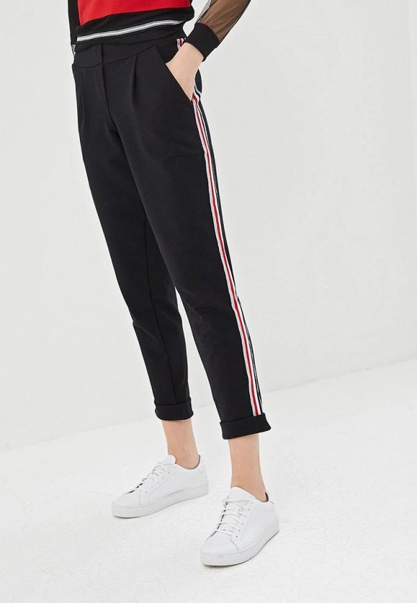 женские спортивные брюки olegra, черные