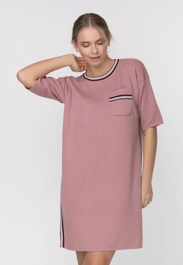 женское платье sewel, розовое