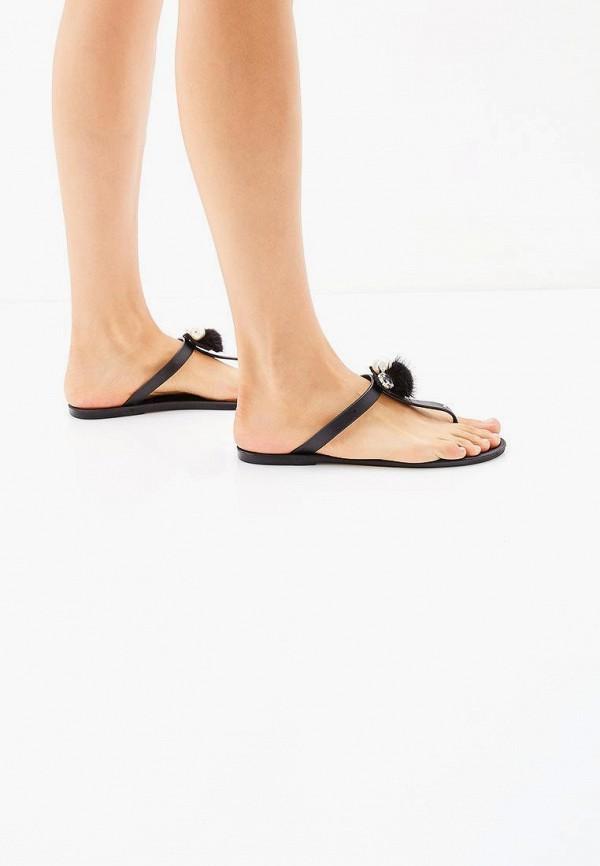 Сланцы King Boots цвет черный  Фото 5