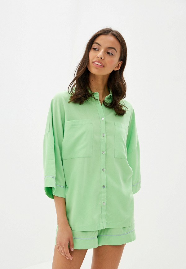 женский костюм laete, зеленый
