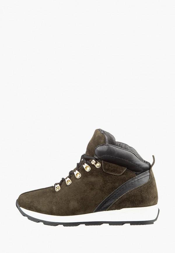 женские ботинки inblu, коричневые