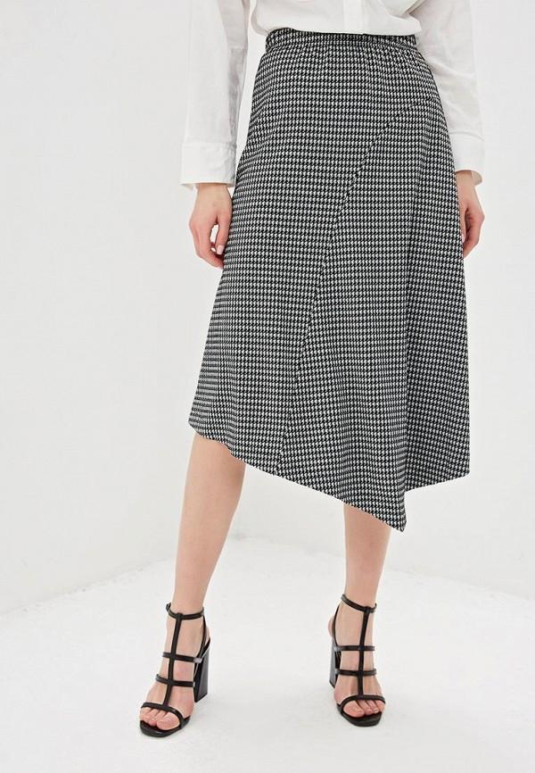 женская юбка eliseeva olesya, черная