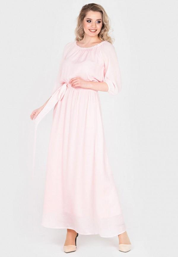 женское повседневные платье filigrana, розовое