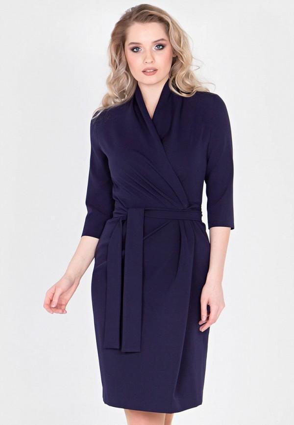 женское платье filigrana, синее
