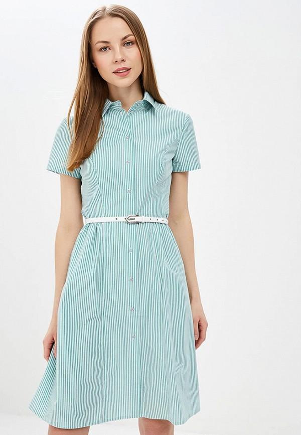женское платье vittoria vicci, зеленое