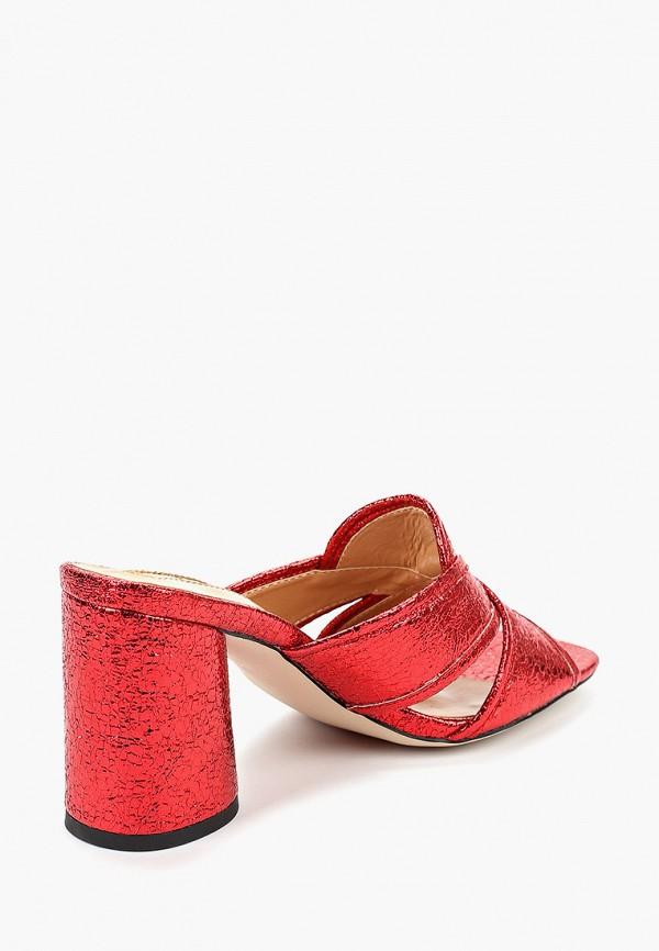 Сабо Inario цвет красный  Фото 3