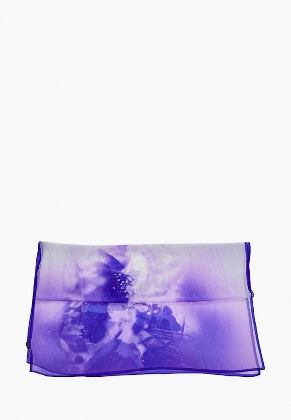 женский палантин moltini, фиолетовый