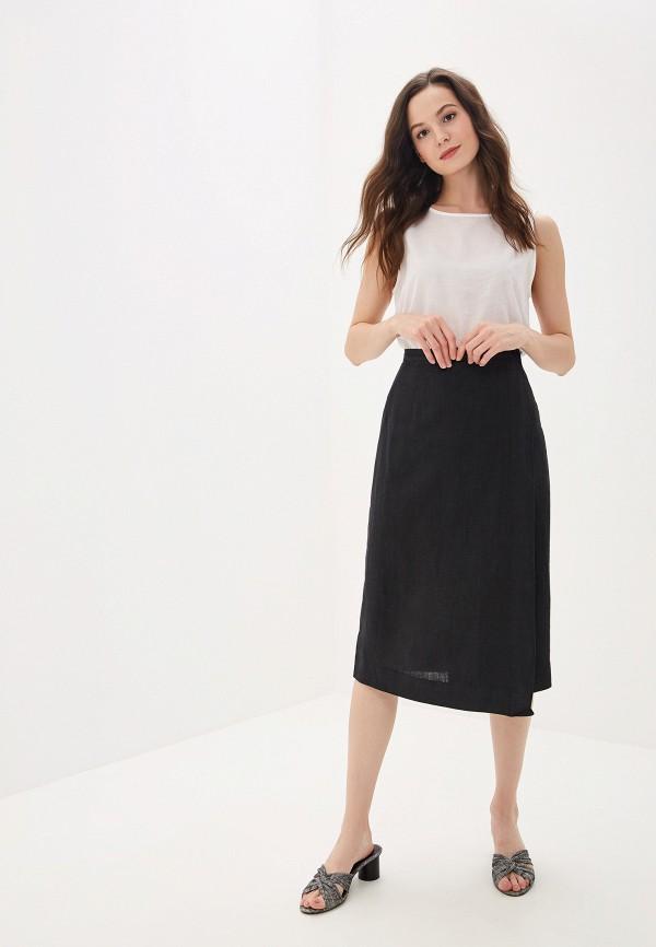 Блуза Agenda цвет черный  Фото 2