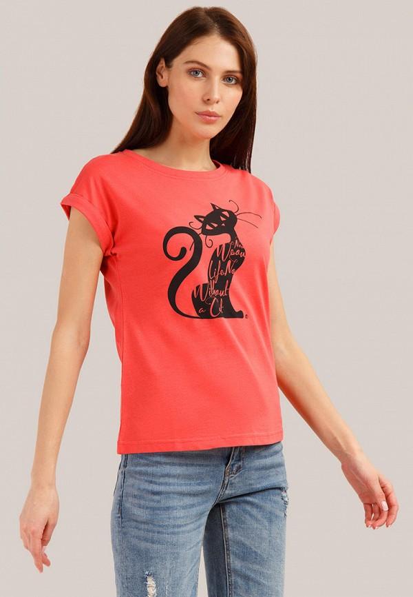 женская футболка finn flare