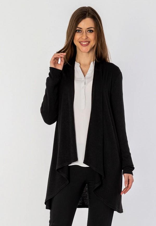 женский кардиган s&a style, черный