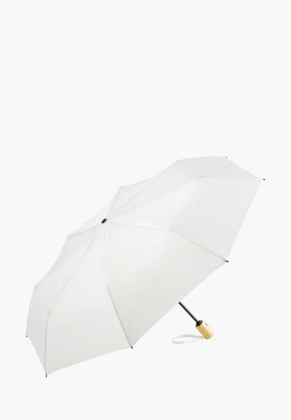 женский зонт fare, белый