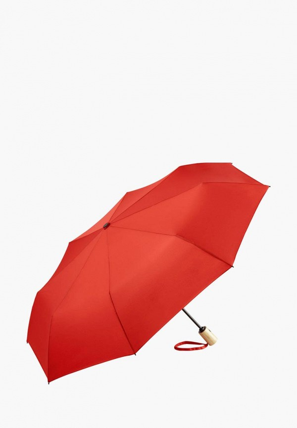 женский зонт fare, красный