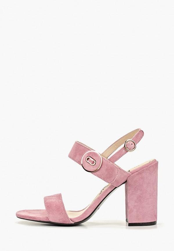 женские босоножки pierre cardin, розовые