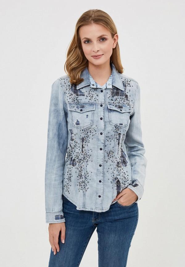 Рубашка джинсовая DSHE DSHE MP002XW0O7MC рубашка джинсовая dshe dshe mp002xw1h3lc