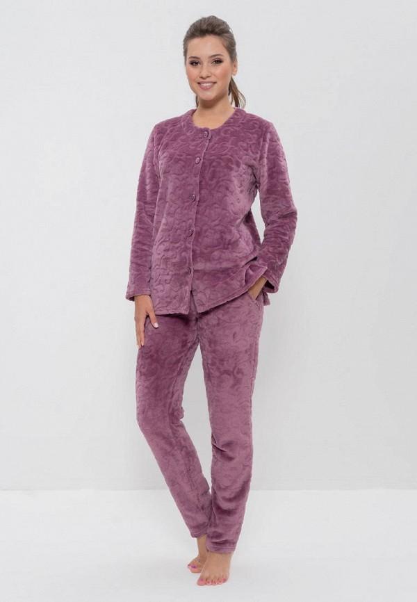 женский костюм cleo, фиолетовый