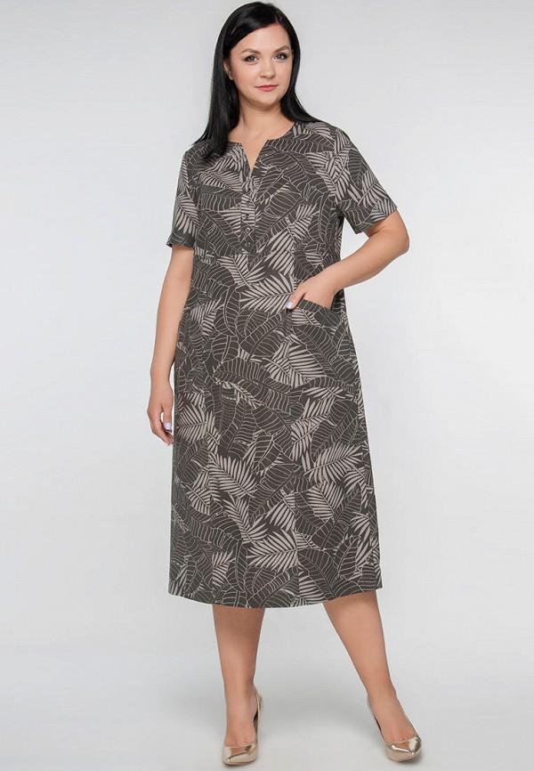 женское платье limonti, серое