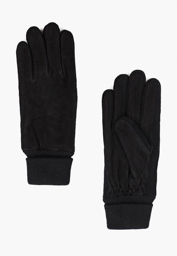женские перчатки modo gru, черные