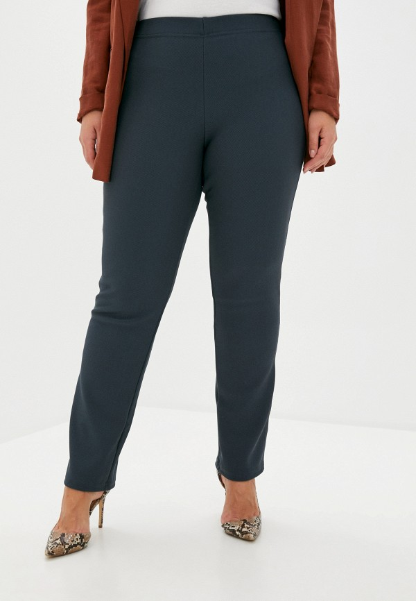 женские повседневные брюки olsi, серые