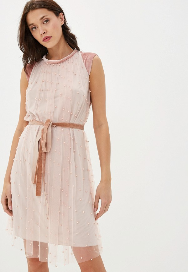 Платье Vera Moni Vera Moni MP002XW0Q7TY недорго, оригинальная цена