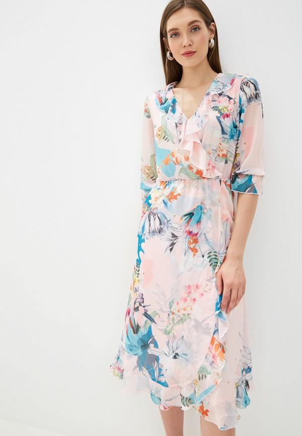 Платье Yuna Style Yuna Style MP002XW0Q8A6 брюки yuna style yuna style mp002xw0q8ad