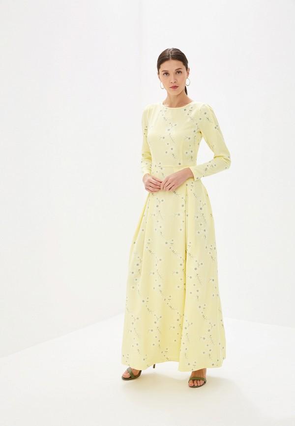 Платье Sahera Rahmani Sahera Rahmani MP002XW0Q8P3