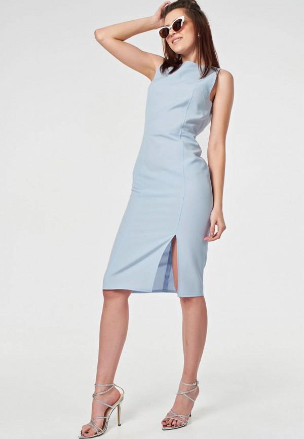 Платье Fly цвет голубой  Фото 2