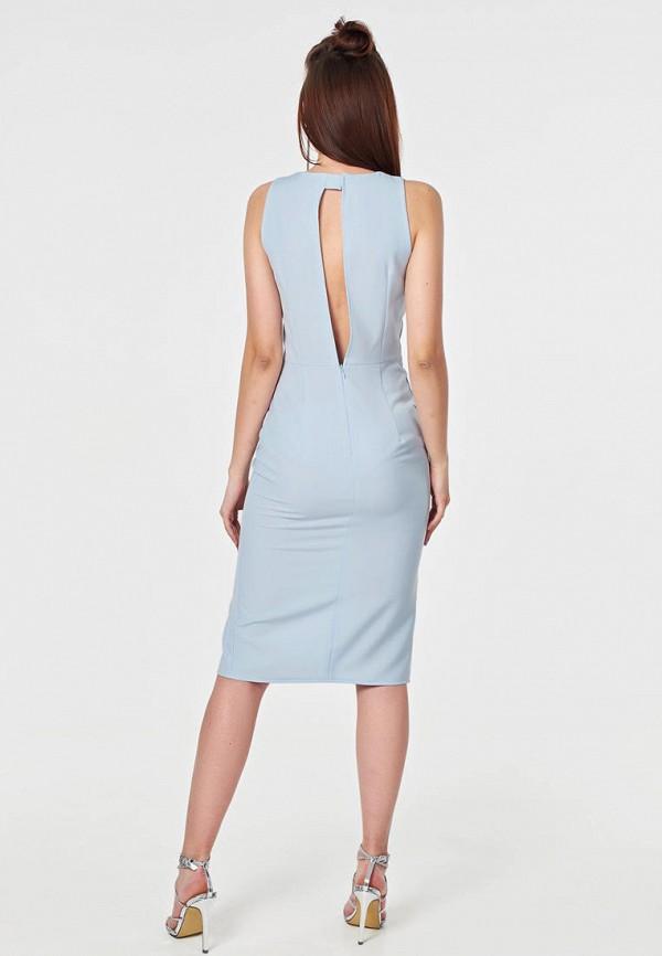 Платье Fly цвет голубой  Фото 3